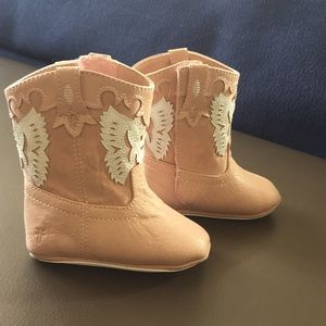 Infant Frye cowgirl boots
